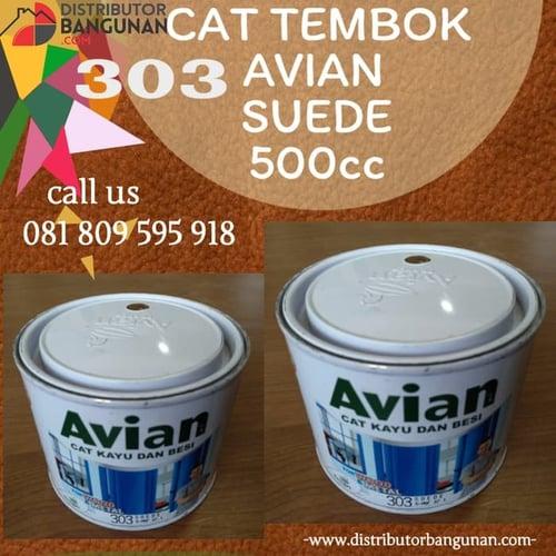 CAT TEMBOK AVIAN SUEDE 500CC 303