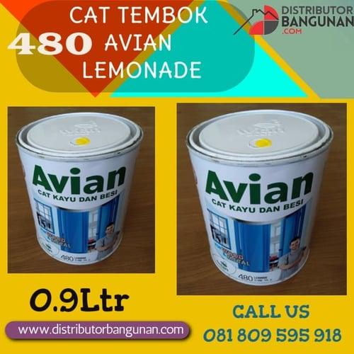 CAT TEMBOK AVIAN LEMONADE 480