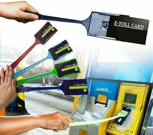 Tongtol - Tongkat E-TOLL CARD GTO Penjepit Kartu Toll