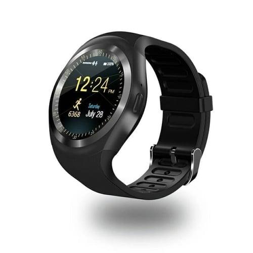 Y 1+ Smartwatch - Black