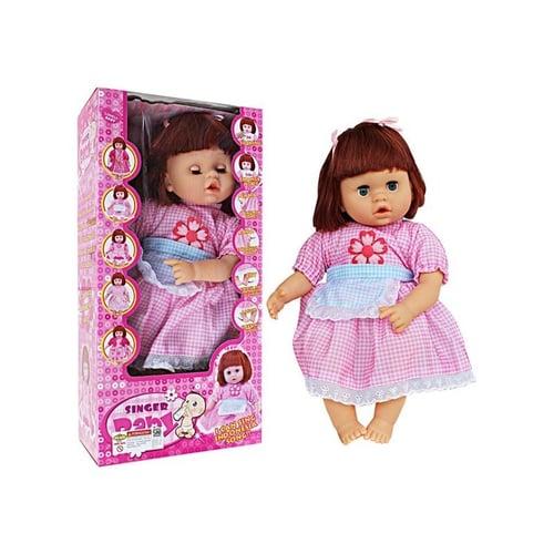 Singer Baby Mainan Anak Perempuan Boneka Susan Nyanyi Sing Music Doll