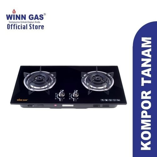 WINN GAS Kompor Gas Tanam 2 Tungku W777