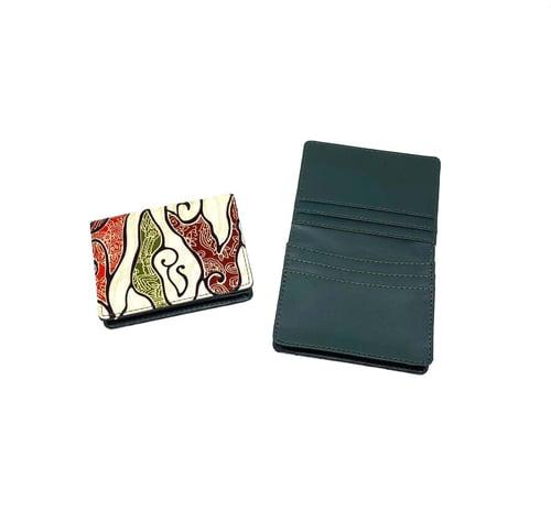 Dompet Kartu Lipat Batk Mega Mendung