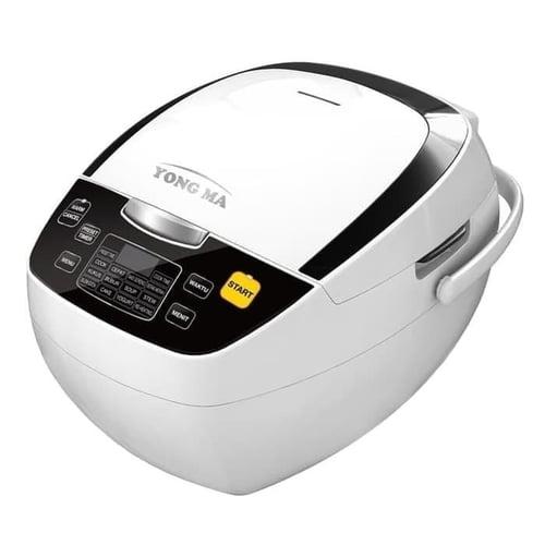 YONGMA Digital Rice Cooker SMC8017 Putih