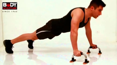 Alat Bantu Push Up - Body Sclupture Push Up Bars