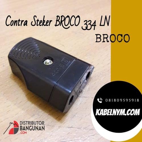 Contra Steker BROCO - 334 LN