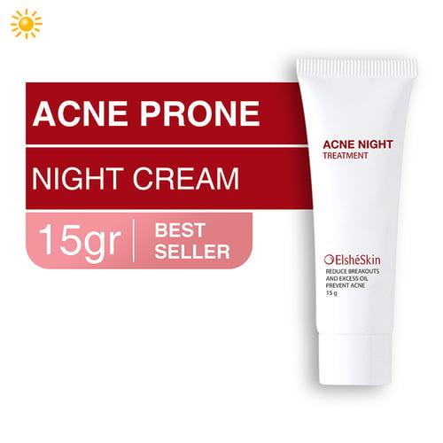 ElsheSkin Acne Night Treatment