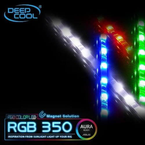 Deepcool Rgb 350 Light Led Color & Remote