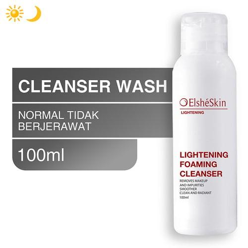 ElsheSkin Lightening Foaming Cleanser