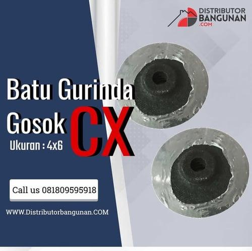 Batu Gurinda Gosok CX 4x6