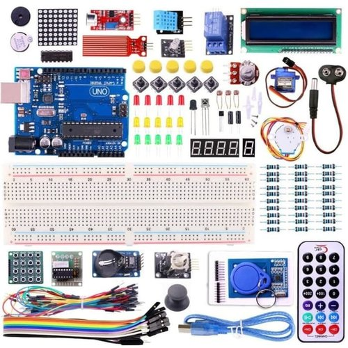 BEGINNER LEARNING KIT ARDUINO - UNO R3 Compatible Version