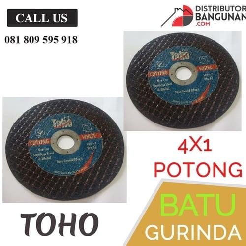 Batu Gurinda Potong 4x1/2 TOHO