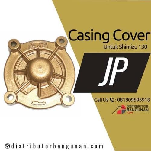 Casing Cover Smz 130 Jp Tutup Impeller Shimizu 4 Baut