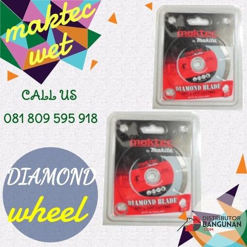 Diamond wheel Maktec Wet