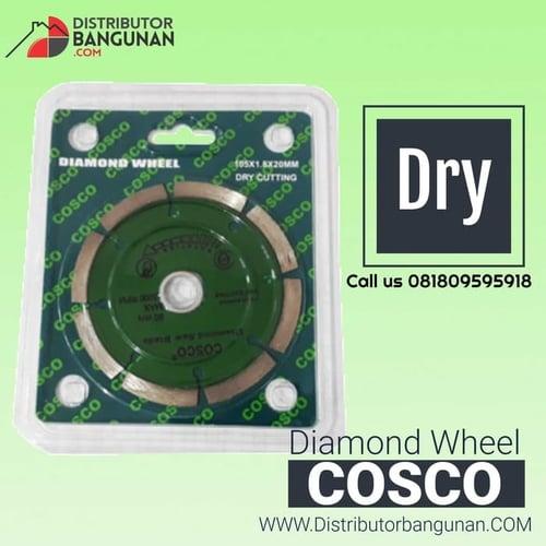 Diamond Wheel Cosco Dry