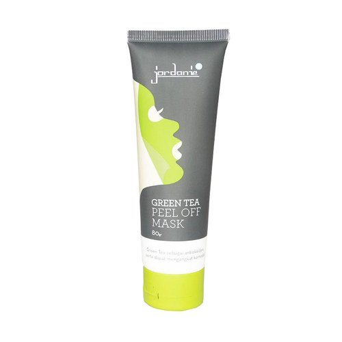 Jordanie Peel Of Mask - 80gr - Green Tea
