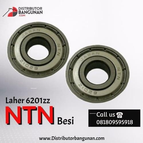 Laher 6201 ZZ Cover Besi NTN