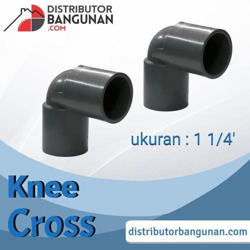 Knee 1 1/4' CROSS