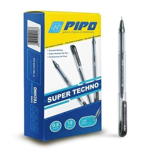 PIPO Pulpen Super Techno PPG05S CS