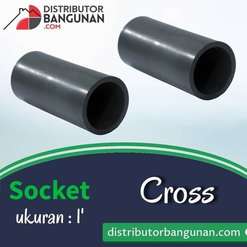 Socket 1' CROSS