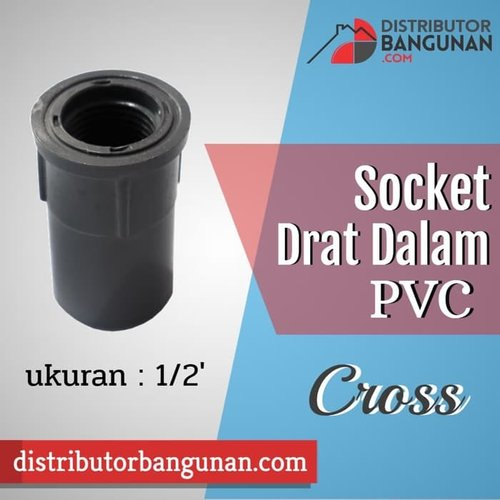 Socket Drat Dalam 1/2' CROSS