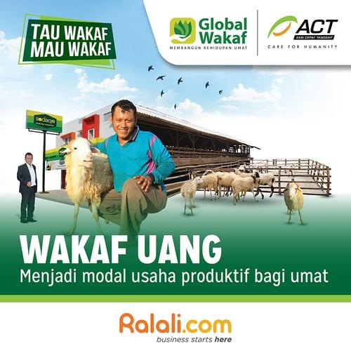 ACT - Wakaf Uang