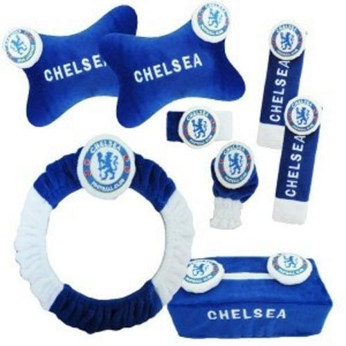 Bantal Mobil Premium 6 in 1 Club Chelsea