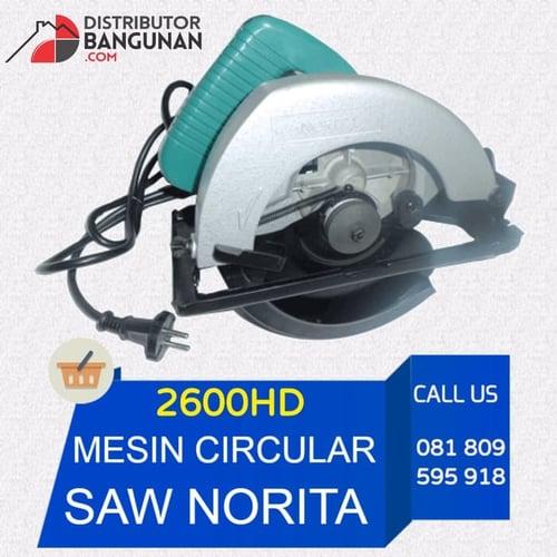 Mesin Circular Saw 2600 HD
