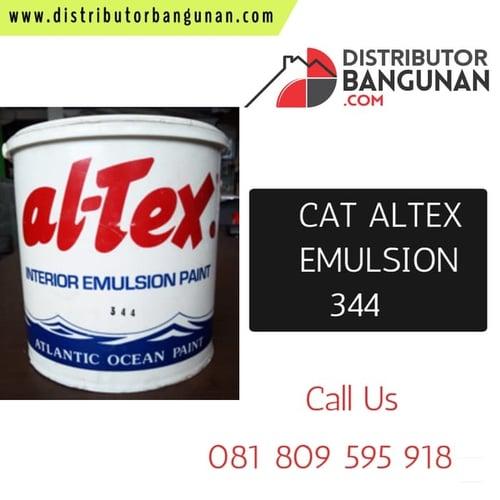 CAT ALTEX EMULSION 344