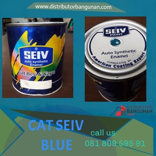 CAT SEIV BLUE