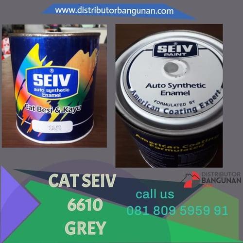 CAT SEIV 6610 GREY