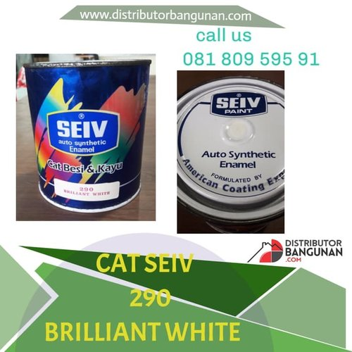 CAT SEIV 290 BRILLIANT WHITE