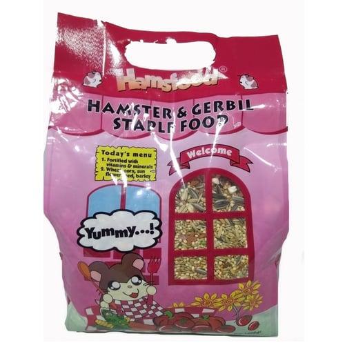 Makanan hewan / Hamster food