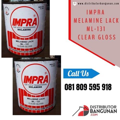 IMPRA MELAMINE LACK ML-131 CLEAR GLOSS