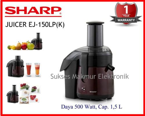 Best Seller Termurah Juicer SHARP EJ-150LP(K) Terbaik 1.5 Lt 500 Watt