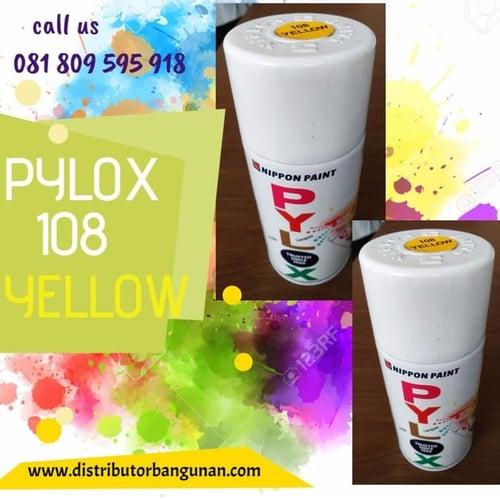 Cat Semprot 108 Yellow PYLOX