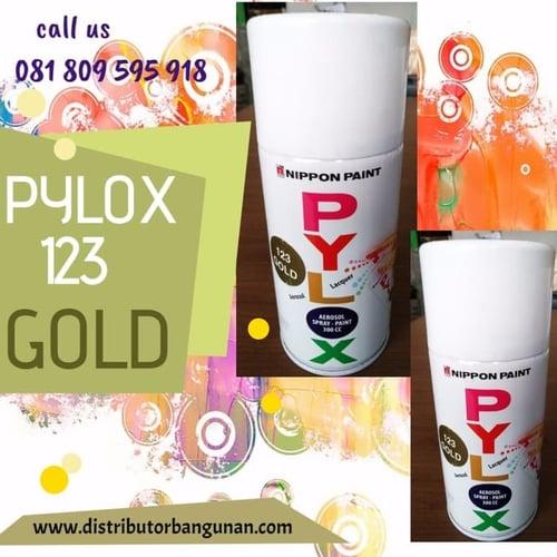 Cat Semprot 123 Gold PYLOX
