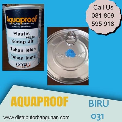 AQUAPROOF BIRU 031