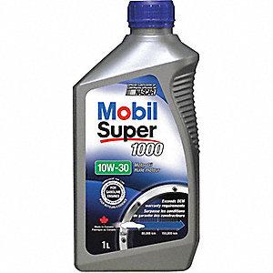 Mobil Super 1000 10W-30 Multigrade Oli Pelumas 1 L