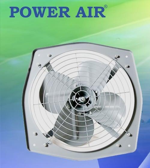 POWER AIR Kipas Exhaust FQD 60 24 Inch Extra Heavy Duty