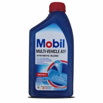 Mobil Multi-Vehicle ATF Synthetic Blend 946 ml