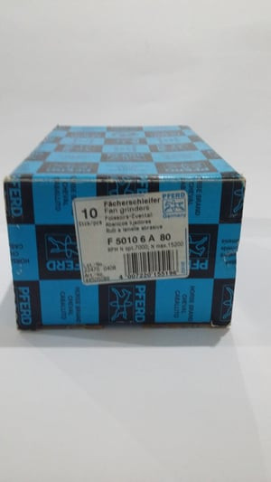 PFERD Fan Gerinder 5010 80
