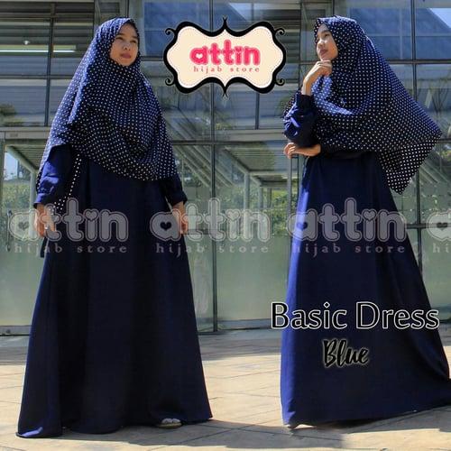 Baju Gamis Attin