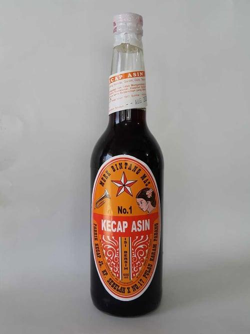 BINTANG MAS Kecap Asin 600 ml