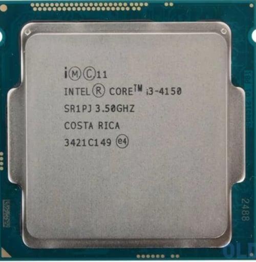 Procesor Intel i3 4150 Trayplus Fan Socket 1150