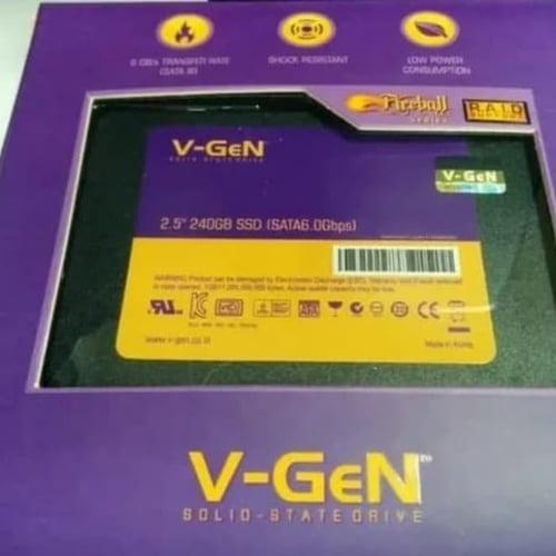 SSD Vgen 240GB Resmi