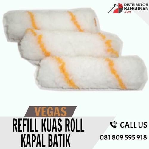 Refill Isi Kuas Roll Kapal Batik Daesung
