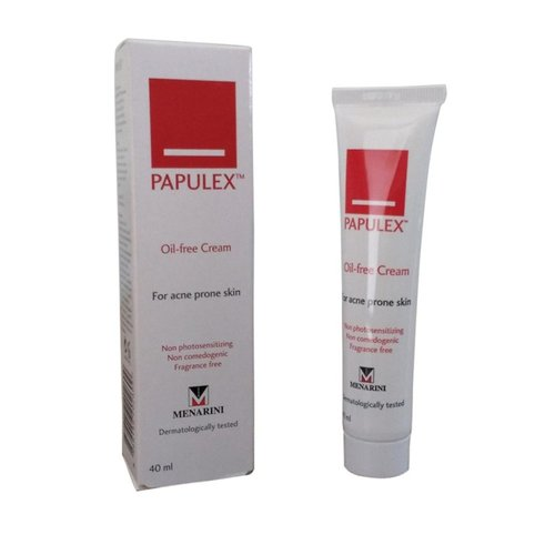 PAPULEX Oil Free Cream 40ml