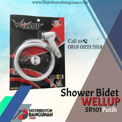 Shower Bidet SR101 Putih