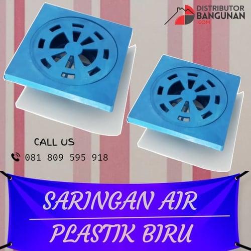 Saringan Air Plastik Biru TIPTOP